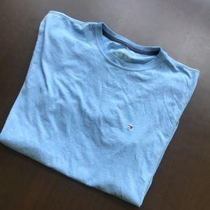 Tommy Hilfiger blue t-shirt XL